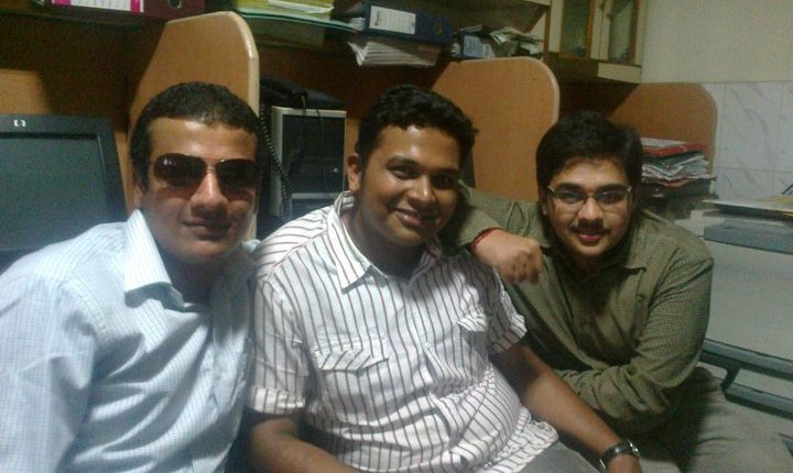 Vignesh, Sanal Kumar & Sitaram